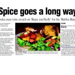 Recent article in the Missoulian about the Bubba Burger
