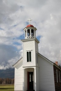 St. Mary Mission in Stevensville.