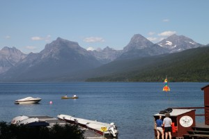 Lake McDonald. If you can't find me this summer, you may want to look here.