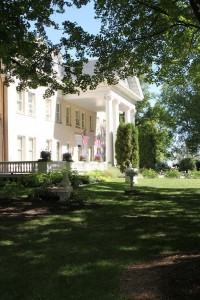 The Daly Mansion in Hamilton
