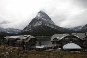 Marveled at Many Glacier.