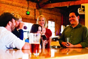 Local libations at Kettlehouse Brewing Co.