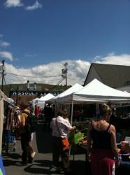 The People's Market in Missoula.