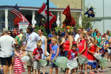 Fun at the parade in Polson. Photo: Steve Pickel