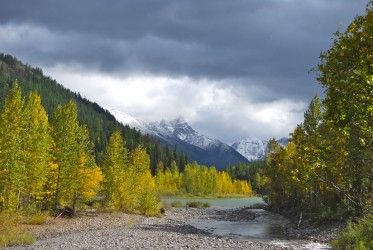 Fall in Glacier National Park. Photo: Corrie Holloway